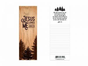 JESUS LOVES ME JOHN 3:16 PK25