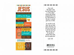 NAMES OF JESUS PK25