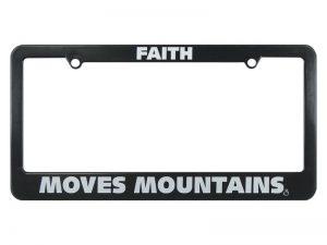 TAG FRAME FAITH MOVES MOUNTAINS