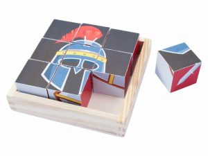 WOODEN PUZZLES/GAMES