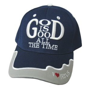 CAP NAVY GOD IS GOOD