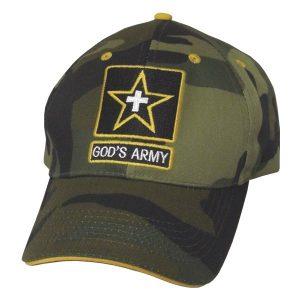 CAP CAMO GODS ARMY