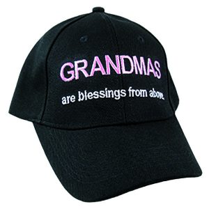 CAP GRANDMAS ARE BLESSINGS FROM ABOVE..