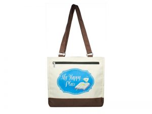 "TOTE ""MY HAPPY PLACE"""