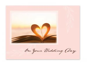 BOXED GREETING CARDS WEDDING TO HAVE & TO HOLD