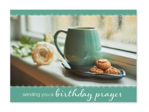 BOXED GREETING CARDS BIRTHDAY COFFEE & FRIENDS