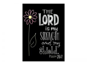 BOXED GREETING CARDS BIRTHDAY PSALMS OF JOY