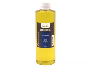 ANOINTING OIL UNSCENTED 8 OZ REFILL