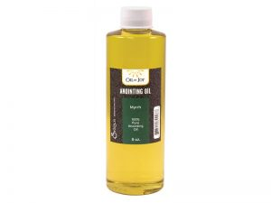 ANOINTING OIL MYRRH 8 OZ REFILL