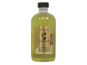 ANOINTING OIL ROSE OF SHARON 8 OZ REFILL
