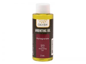 ANOINTING OIL POMEGRANATE 2 OZ