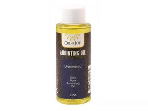 ANOINTING OIL UNSCENTED 2 OZ EACH