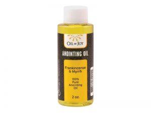 ANOINTING OIL FRANK&MYRRH 2 OZ