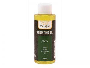 ANOINTING OIL MYRRH 2 OZ
