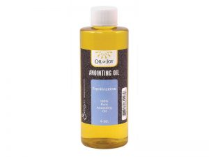 ANOINTING OIL FRANKINCENSE 4 OZ ALTAR SIZE