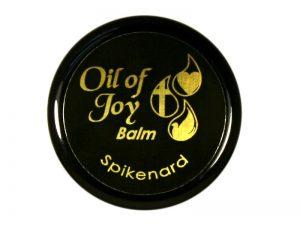 OIL OF JOY ANOINTING BALM SPIKENARD 1/3 OZ