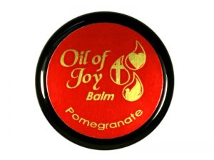 OIL OF JOY ANOINTING BALM POMEGRANATE 1/3 OZ