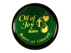 OIL OF JOY ANOINTING BALM OF GILEAD 1/3 OZ
