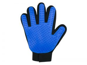 BLESS MY PAWS GROOMING GLOVE BLUE