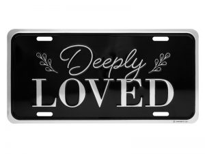 """DELUXE AUTOTAG  """"DEEPLY LOVED"""""""
