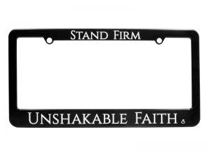 """TAG FRAME – """"UNSHAKABLE FAITH"""""""